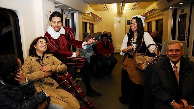Foto del Tren de Cervantes