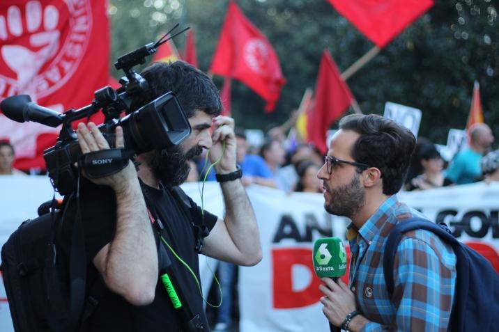 Manifestación Rodea el Congreso 29-10-2016